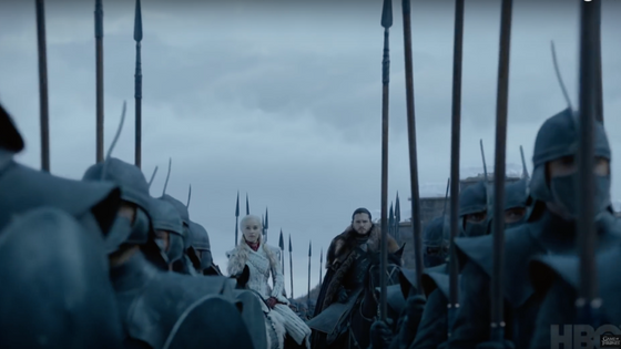 Game of Thrones - trailer 8. řada