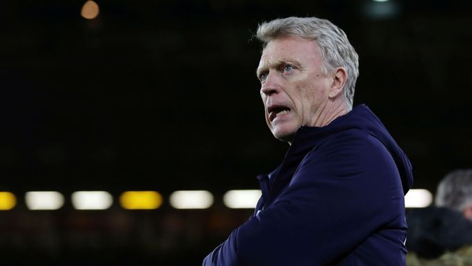 David Moyes, trenér West Hamu United
