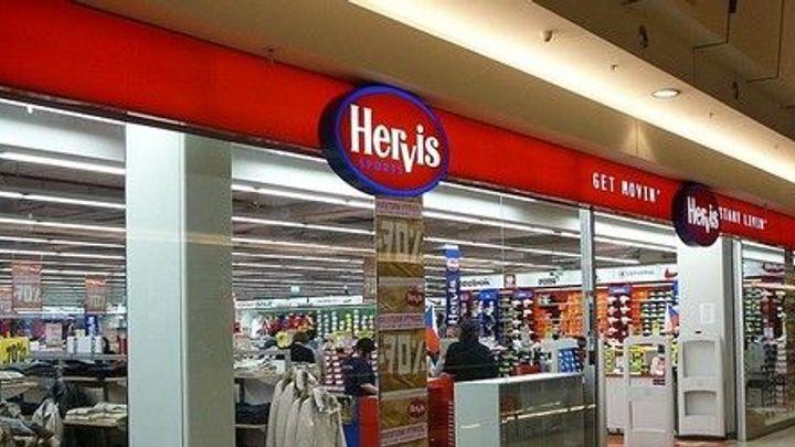 Hervis zkouší menší prodejny. Novinku testuje v Česku