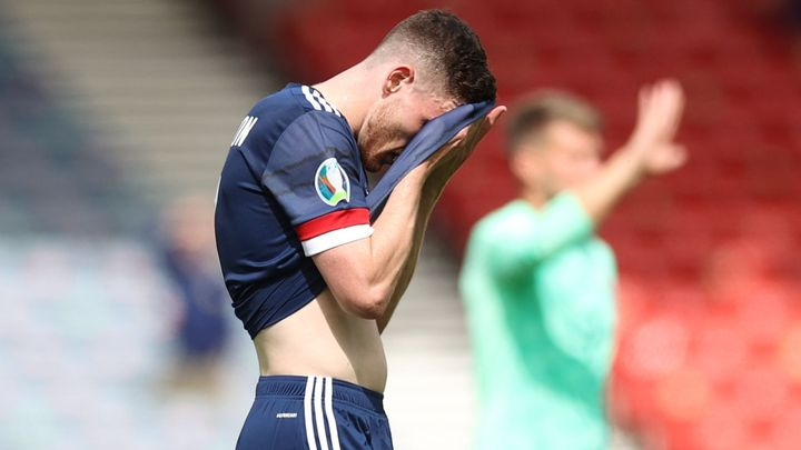 Schickova rána je jedna z milionu, doslova z nás vyrazila duši, smutní Skotové