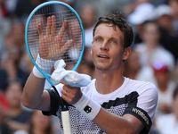 Berdych se kvůli zádům odhlásil z Roland Garros, s Wimbledonem počítá