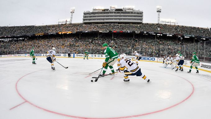 Winter Classic 2020: Dallas Stars vs. Nashville Predators