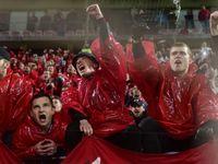 Skvělá atmosféra, penalta a sešívaný double. Tak Slavia dokráčela k triumfu v poháru