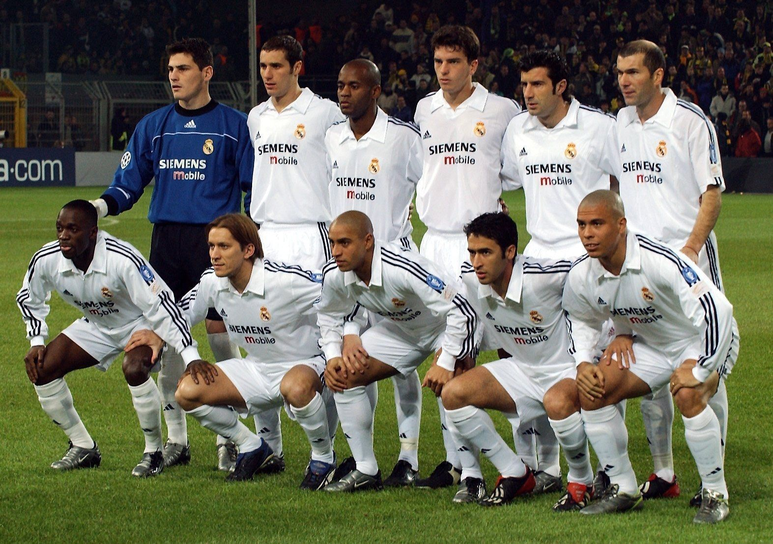 Real Madrid v roce 2003