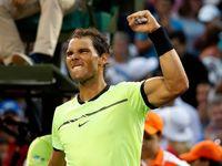 Dimitrov v Miami ve druhém kole nestačil na Pellu, dále jdou favorité Nadal a Kerberová