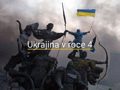 Grafika: Část země je rozstřílená, hrdiny demonstrací lidé zatratili. Tak Ukrajinu změnil Euromajdan