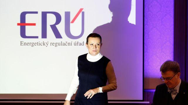 Alena Vitásková, šéfka ERÚ