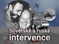 Dnes Sýrie, včera Afghánistán i ČSSR. Kam a jak vkročila noha Rusa