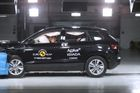 Škoda Karoq crash test