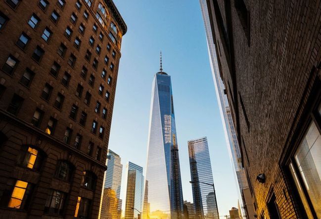 2) One World Trade Center, New York City