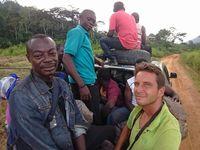 Stopem po Africe? Jsem velkej pankáč, viděl jsem miliony ňader, v Kongu mi šlo o život, říká Poláček