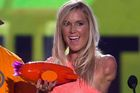 Kids' Choice Sports awards v Los Angeles - Bethany Hamilton