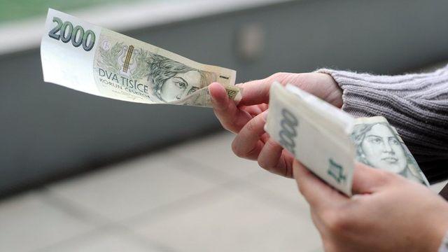Půjčka kreditní karty