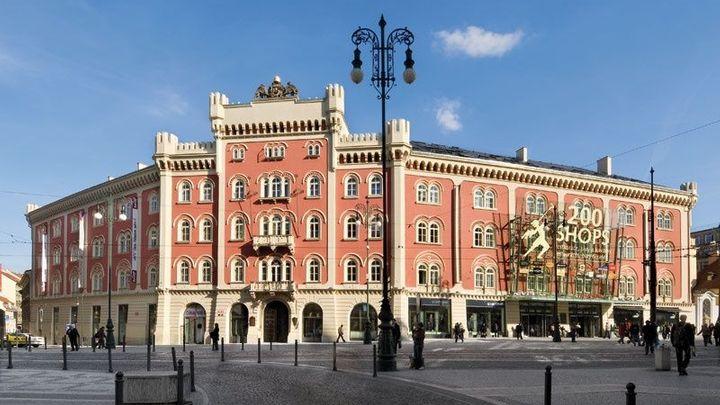 Pražské Palladium změnilo vlastníka. Za 15,6 miliardy korun