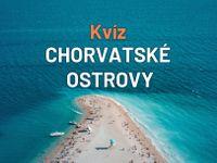 Kam jezdil Tito a kde hledat Modrou jeskyni? Zkuste si, jak znáte chorvatské ostrovy