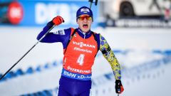 IBU World Biathlon Championships - Men's 12,5km Pursuit