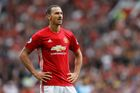 PL, Manchester United-Manchester City: Zlatan Ibrahimovic