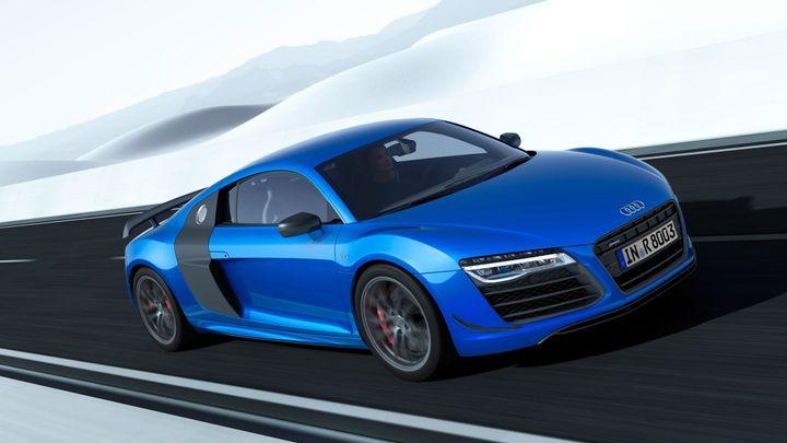 Audi předběhlo BMW. Laserová světla bude mít R8 dříve než i8
