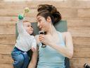 10 věcí, které dokázaly ženy na mateřské: Zkuste jít za svým snem