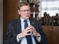 Bublina, rozčiluje se Bělobrádek nad slovy o svazku s ODS. Probírali prý jen varianty