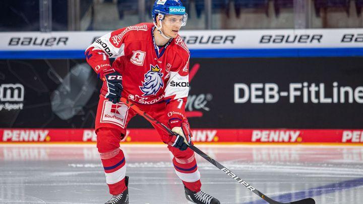 Jan Beneš/Český hokej