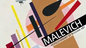 Malevich: Revolutionary of Russian Art