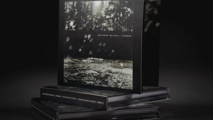 Ke dvěma novým CD natočila brněnská filharmonie propagační video.