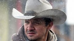 Jeremy Renner ve filmu Wind River