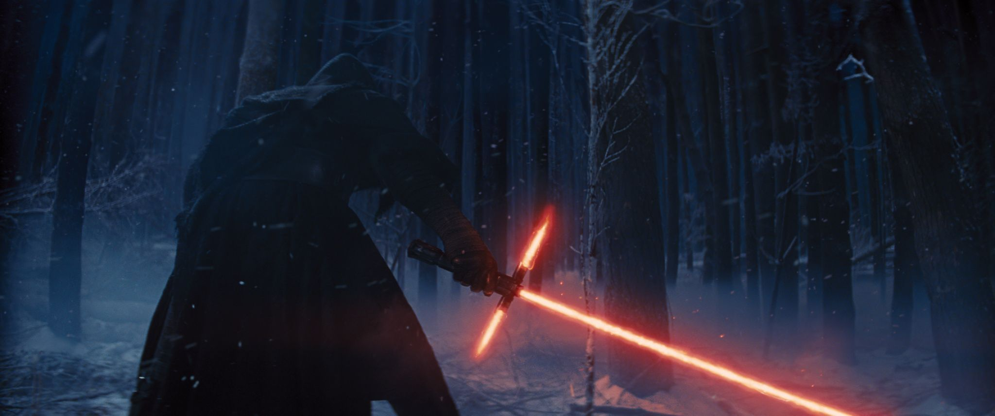 Star Wars VII The Force Awakens Síla se probouzí