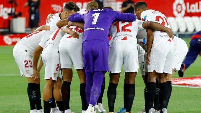Sevilla bez Vaclíka porazila AS Řím a je ve čtvrtfinále Evropské ligy