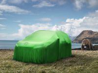 Škoda odtajnila jméno nového modelu. SUV Kodiaq má být silné jako medvěd z Aljašky