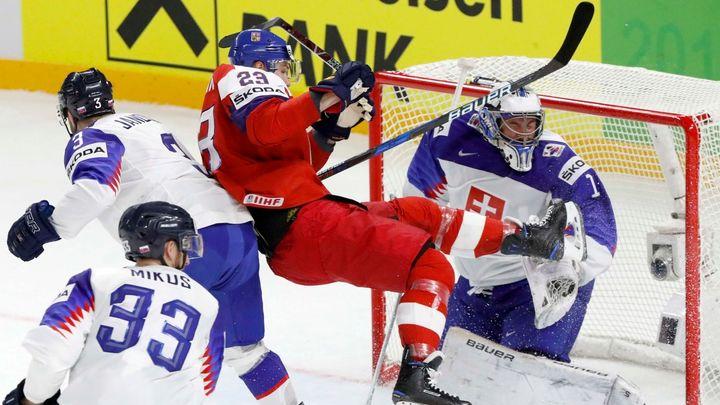Češi proti Slovákům. Pešánův tým čeká na hokejovém šampionátu i třaskavé derby
