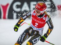 Ledecká vyhrála ve Val Gardeně druhý trénink sjezdu SP