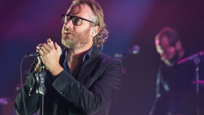 The National (Matt Berninger).