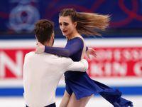 Papadakisová a Cizeron jsou potřetí mistry světa v tancích. V Miláně znovu posunuli rekord
