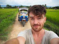 Tomík na cestách: Z Thajska na Moravu jsem jel rok, můj Tuk-tuk má najeto milion km