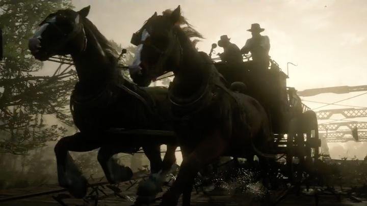 Divoký západ, jak ho neznáte. Read Dead Redemption 2 chce posunout videohry o kus dál