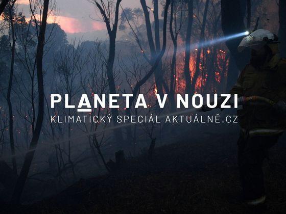 Planeta v nouzi, speciál Aktuálně.cz