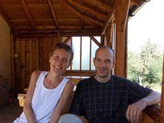 Nataša Děkanová a Robin Šmíd
