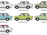 Foto: Unikátní i známé verze vozu Trabant. Jeho výroba skončila právě před čtvrtstoletím