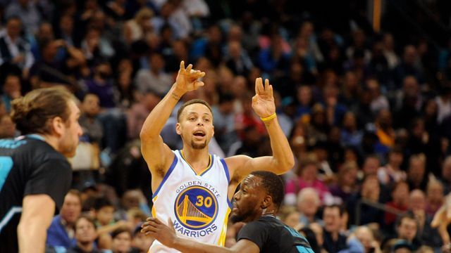 Stephen Curry, hvězda Golden State