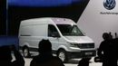 IAA Hannover - premiéra VW Crafter