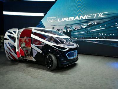 Mercedes možná brzy pohřbí auta, tak jak je známe. Nahradí je výměnné moduly