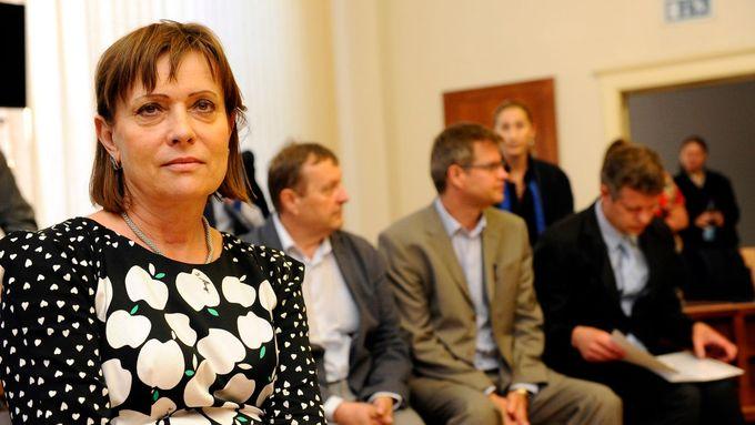 Bývalá šéfka energetického úřadu Vitásková pravomoc nezneužila, rozhodl soud v Brně