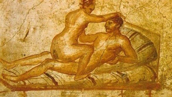 Obrovský sex orgie