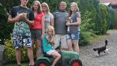 Internetové seznamky pro zemědělce