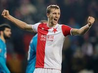 Slavie závidí Bělorusům Arsenal. Doufali jsme v jiného soupeře, zní z Edenu
