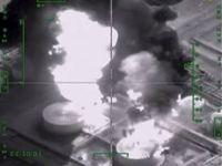 Kdo odebírá ropu Islámského státu? Všichni. Stovky prostředníků na ni čekají v dlouhých frontách