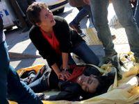 Exploze před mírovým pochodem v Ankaře zabily nejméně 20 lidí