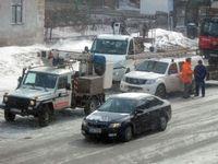 Bez elektřiny je kvůli větru asi deset tisíc domácností, největší problémy má Morava a východ Čech